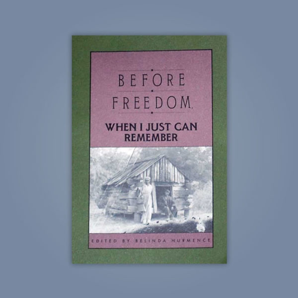BEFORE FREEDOM -When I Just Can Remember