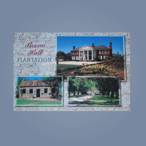 3-Photo Post Card Set - Boone Hall Plantation & Gardens