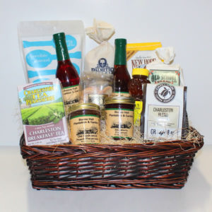 Boone Hall Breakfast Gift Basket