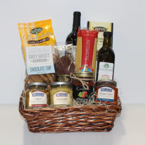 Boone Hall Bruschetta Gift Basket