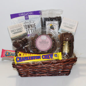Boone Hall Chocolate Gift Basket
