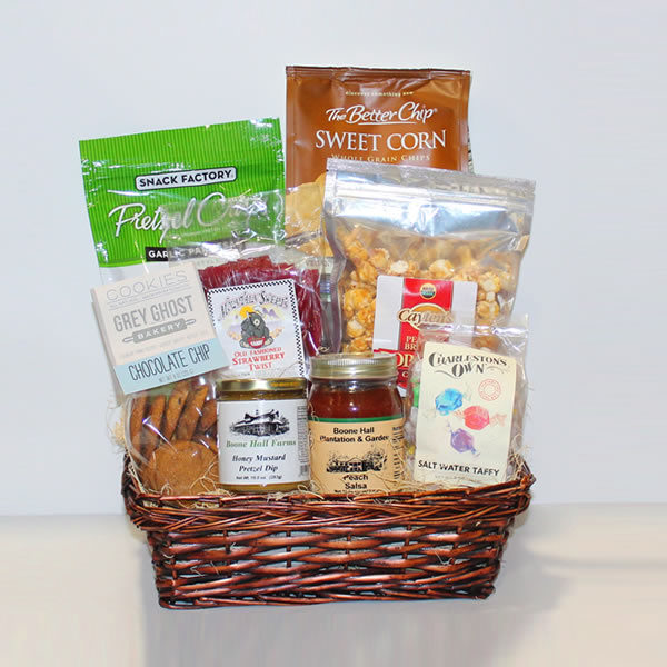 Boone Hall Snack Gift Basket